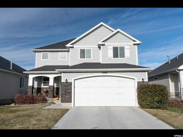 15096 S Honor Dr, Bluffdale, UT 84065 (#1641261) :: The Fields Team