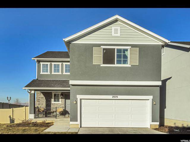 2979 S Willow Creek Dr, Saratoga Springs, UT 84045 (#1641264) :: Red Sign Team