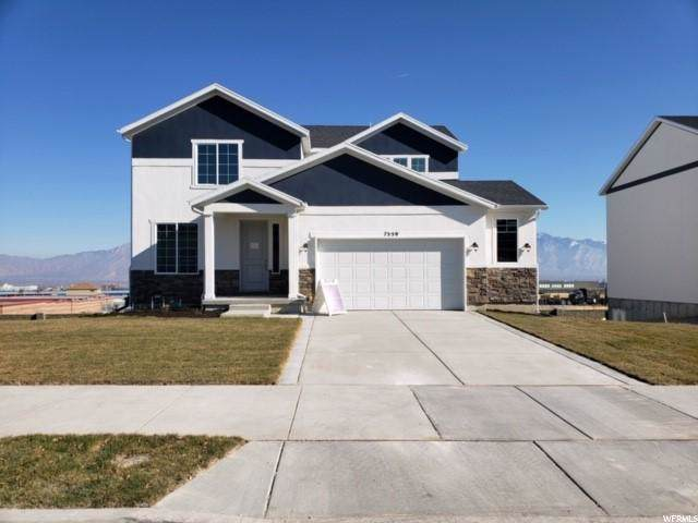 7559 S Wood Farms Dr W #310, West Jordan, UT 84084 (#1641271) :: Red Sign Team
