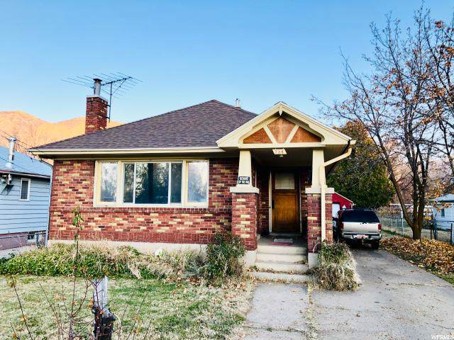 734 Adams Ave, Ogden, UT 84404 (#1641272) :: Big Key Real Estate