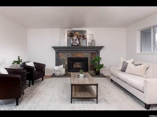6671 S Village Rd, Cottonwood Heights, UT 84121 (#1641279) :: Bustos Real Estate | Keller Williams Utah Realtors