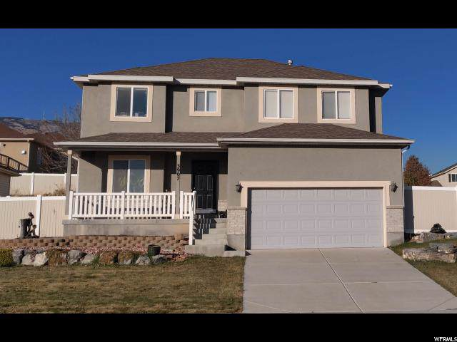 3907 S Lake Mountain Dr, Saratoga Springs, UT 84045 (#1641324) :: Red Sign Team