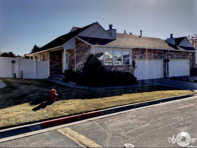 5199 S 3710 W, Taylorsville, UT 84129 (#1641360) :: Exit Realty Success