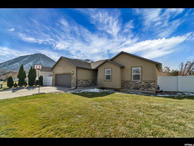 2738 E Stony Hill Way, Spanish Fork, UT 84660 (#1641366) :: Big Key Real Estate