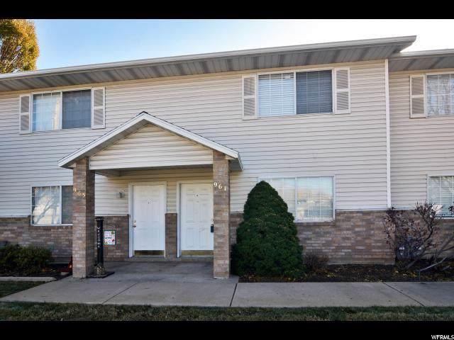 961 12TH St #2, Ogden, UT 84404 (#1641397) :: Big Key Real Estate