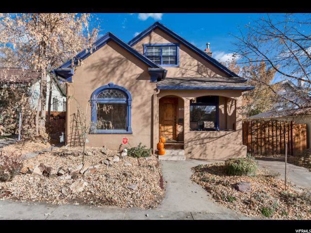 160 N F St E, Salt Lake City, UT 84103 (#1641428) :: Keller Williams Legacy