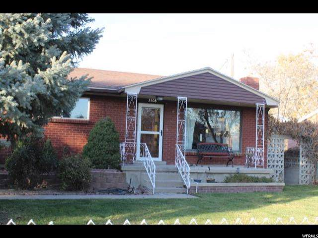 5508 W Maudine Ave, West Valley City, UT 84120 (#1641436) :: Red Sign Team