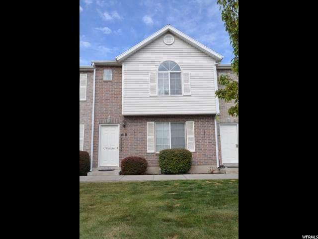 418 W 1925 N, Ogden, UT 84414 (#1641439) :: Big Key Real Estate