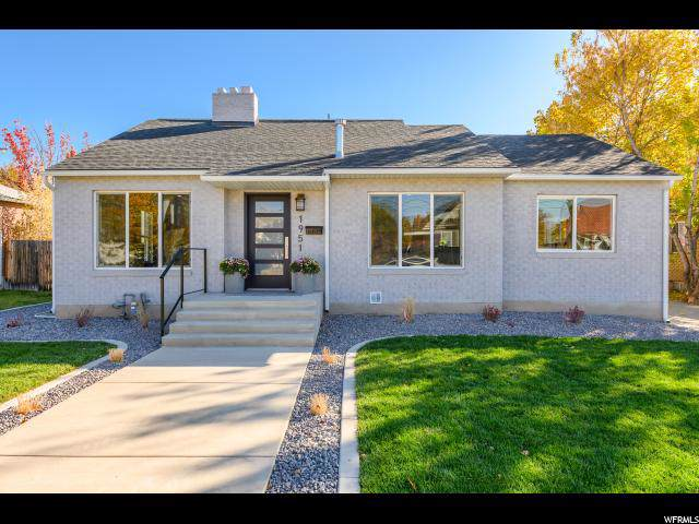 1951 S 1700 E, Salt Lake City, UT 84108 (#1641441) :: The Muve Group