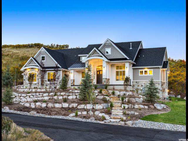 452 S Hillside Dr, Elk Ridge, UT 84651 (#1641444) :: The Fields Team