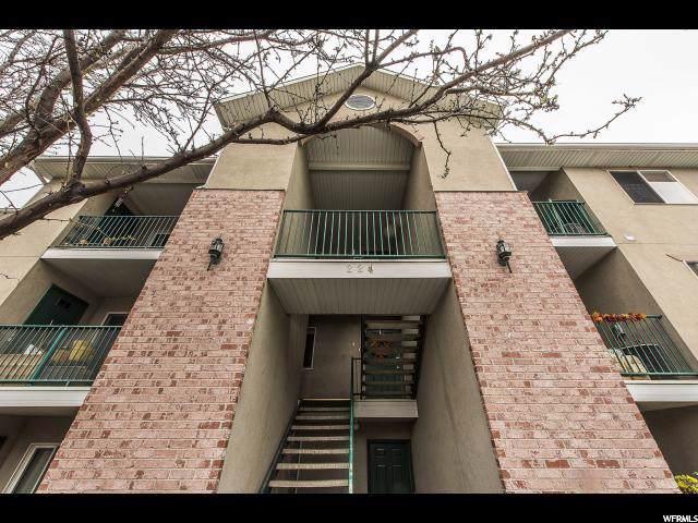 224 E New Century Ln S F, Salt Lake City, UT 84115 (#1641453) :: Doxey Real Estate Group