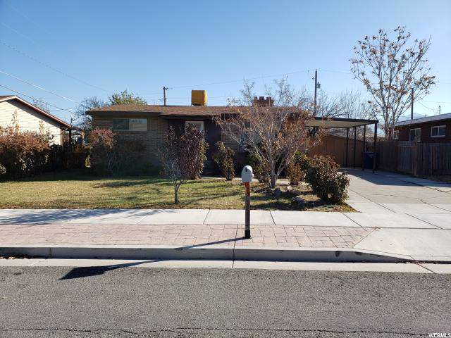4255 S 3425 W, West Valley City, UT 84119 (#1641471) :: Red Sign Team