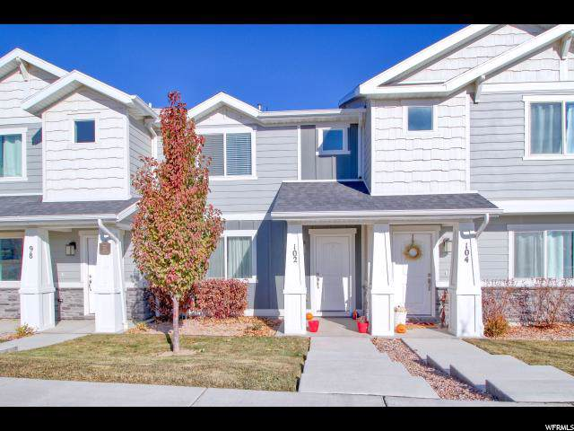 102 E Legacy Pkwy, Saratoga Springs, UT 84045 (#1641479) :: Red Sign Team