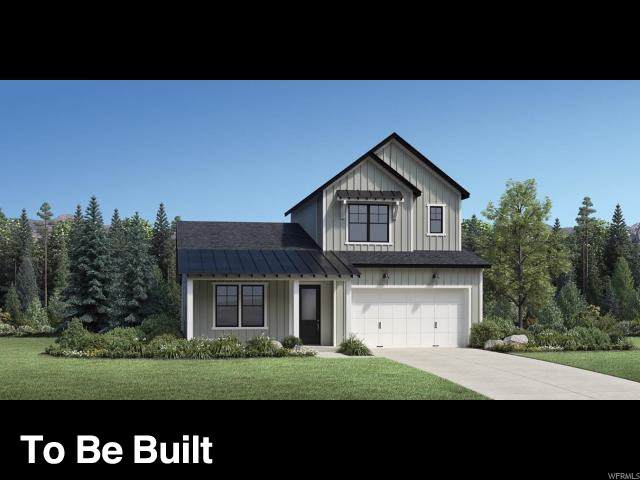 14733 S Silver Blossom Way #612, Draper, UT 84020 (#1641490) :: Red Sign Team