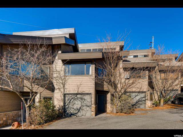 2125 Monitor Dr #2, Park City, UT 84060 (#1641496) :: Doxey Real Estate Group