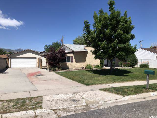 3600 S 6505 W, West Valley City, UT 84128 (#1641502) :: The Canovo Group