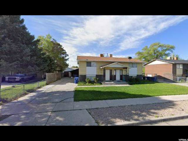 1977 S Hyannis Ave, West Valley City, UT 84119 (#1641523) :: Red Sign Team