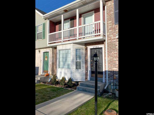 2382 W 570 N, Provo, UT 84601 (#1641526) :: Big Key Real Estate