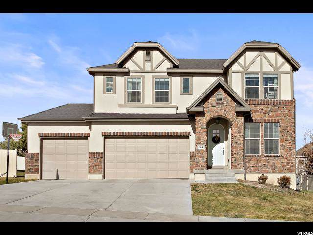 314 W Stillwater Dr, Saratoga Springs, UT 84045 (#1641532) :: RE/MAX Equity
