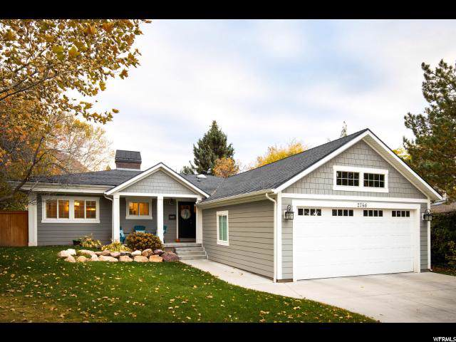2746 E Apple Blossom Ln, Holladay, UT 84117 (#1641535) :: RE/MAX Equity