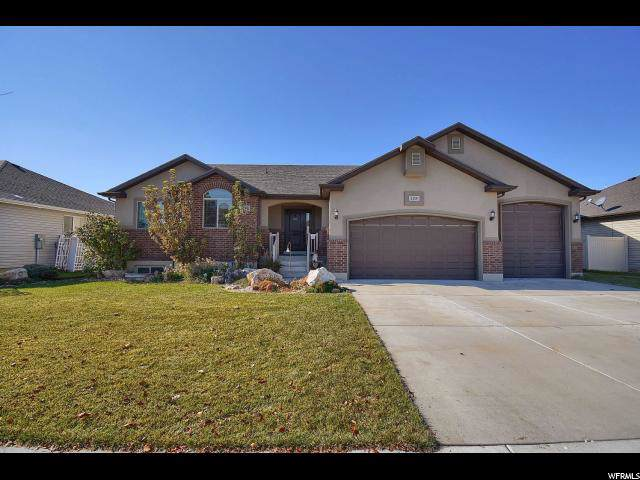 1119 S 1480 W, Clearfield, UT 84015 (#1641537) :: Red Sign Team