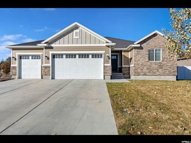 833 N Valdean Ln, Lehi, UT 84043 (#1641541) :: Big Key Real Estate