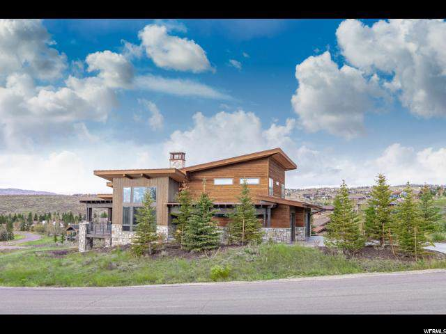 2755 E Bitter Brush Dr #32, Park City, UT 84098 (MLS #1641543) :: High Country Properties