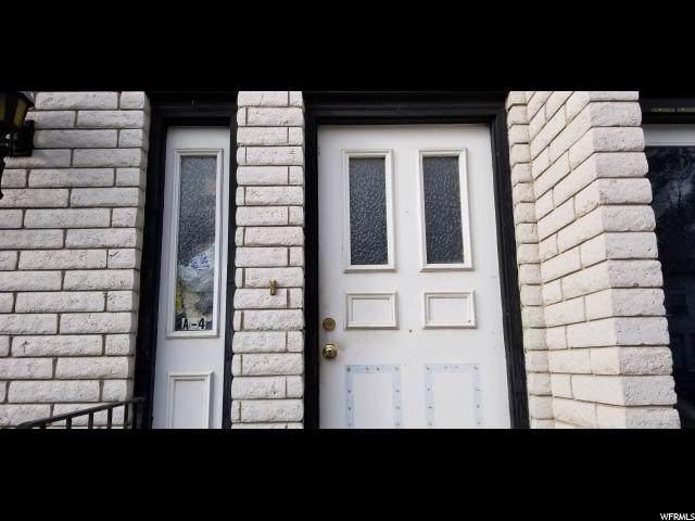 1554 S Monroe Blvd A4, Ogden, UT 84404 (#1641553) :: Big Key Real Estate
