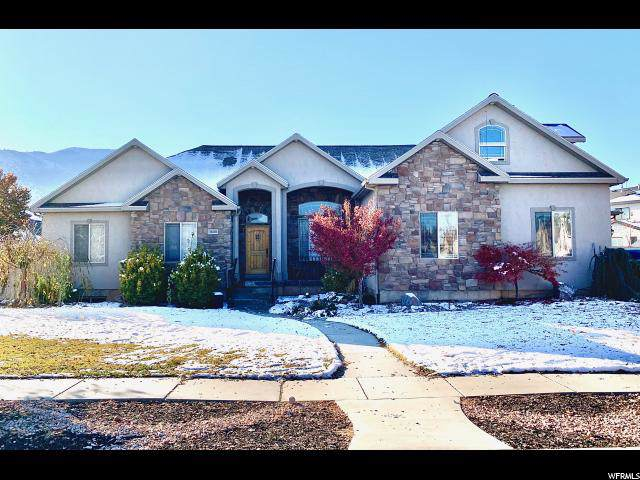 1608 E 1790 S, Spanish Fork, UT 84660 (#1641557) :: Colemere Realty Associates