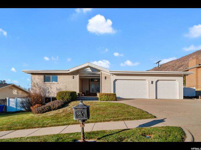 311 Spencer Way, Farmington, UT 84025 (#1641570) :: Red Sign Team