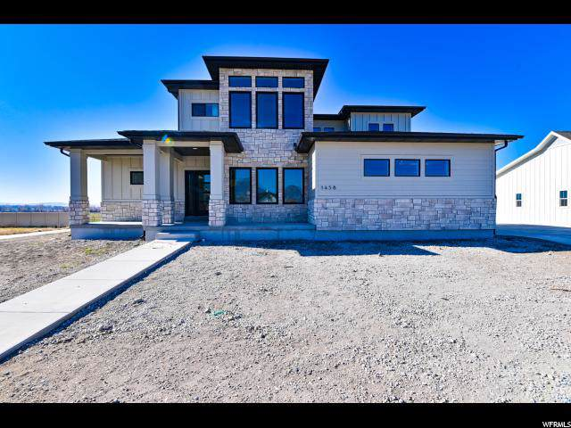 1458 W Temple Rim Ln #10, Payson, UT 84651 (#1641582) :: Big Key Real Estate
