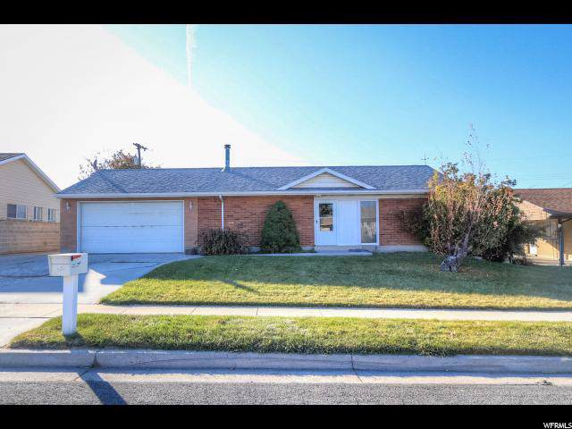 3584 S 6470 W, West Valley City, UT 84128 (#1641587) :: Red Sign Team