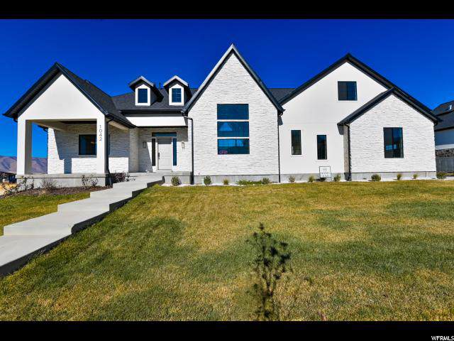 1042 W Temple Rim Ln #18, Payson, UT 84651 (#1641588) :: Big Key Real Estate