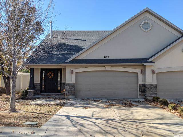 4179 N Pilgrim Cir, Lehi, UT 84043 (#1641636) :: Big Key Real Estate