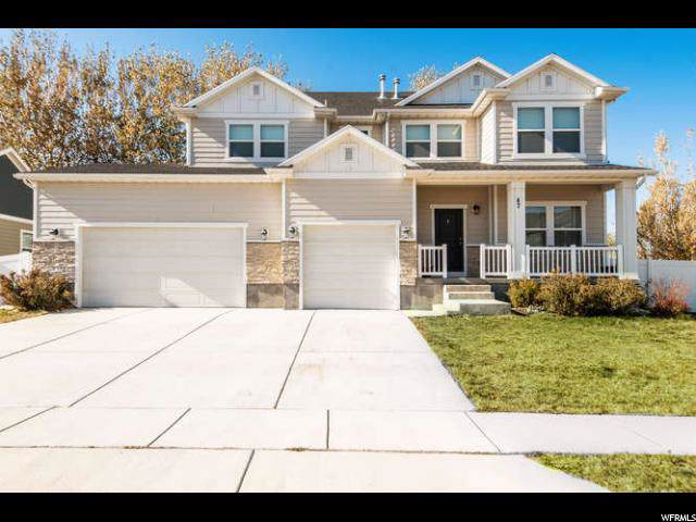 47 N 2370 W, Lehi, UT 84043 (#1641645) :: Big Key Real Estate