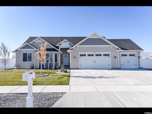 628 E Chan Dr S, Grantsville, UT 84029 (#1641646) :: The Fields Team