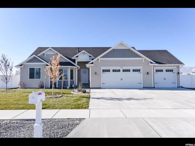 628 E Chan Dr S, Grantsville, UT 84029 (#1641646) :: Doxey Real Estate Group
