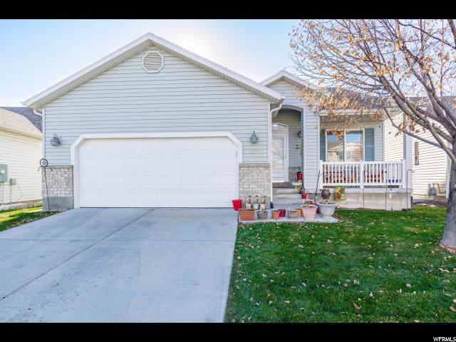 155 N Crystal Bay Dr E, Stansbury Park, UT 84074 (#1641682) :: Exit Realty Success