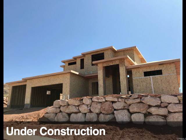 1418 Black Brush Dr, Washington, UT 84780 (#1641709) :: Doxey Real Estate Group