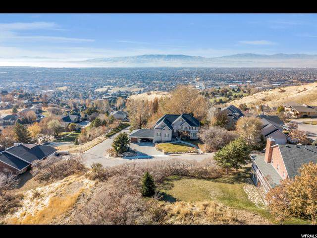 1062 E Hillside Dr, Provo, UT 84604 (#1641711) :: Big Key Real Estate