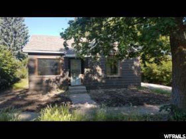 154 S 500 E, Brigham City, UT 84302 (#1641727) :: Keller Williams Legacy