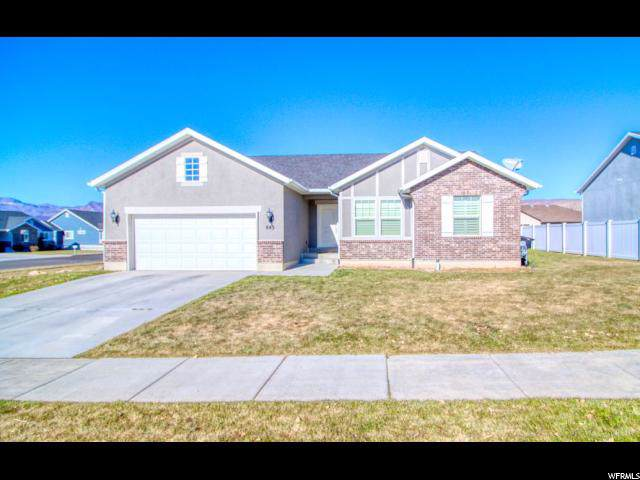 845 E Old Dr, Heber City, UT 84032 (#1641738) :: Colemere Realty Associates