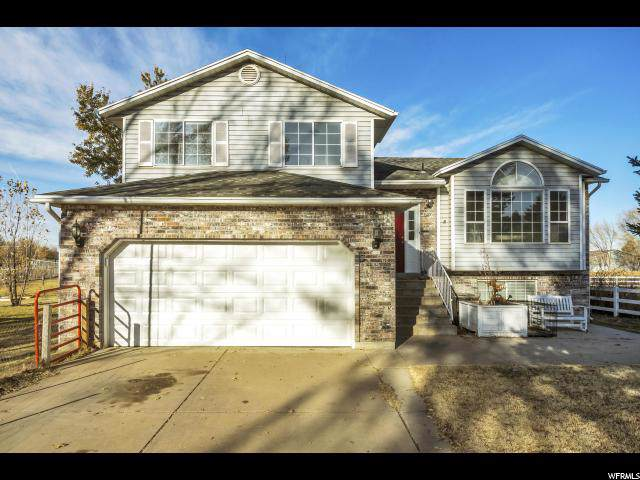 3987 S White Rail Ln, West Haven, UT 84401 (#1641747) :: Red Sign Team