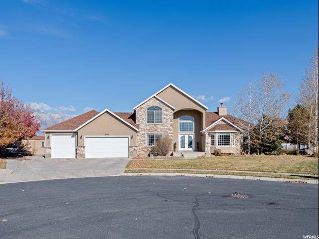 9888 N 6110 W, Highland, UT 84003 (#1641763) :: Red Sign Team