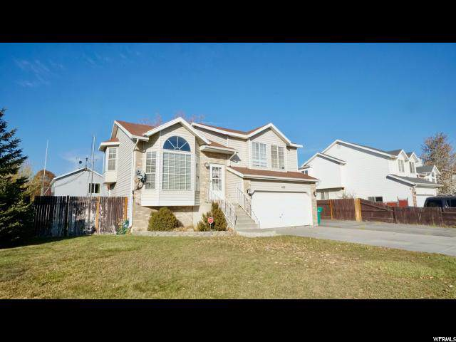 495 E 350 S, Lehi, UT 84043 (#1641764) :: Big Key Real Estate