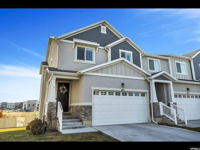 413 S 730 E, Lehi, UT 84043 (#1641773) :: Big Key Real Estate