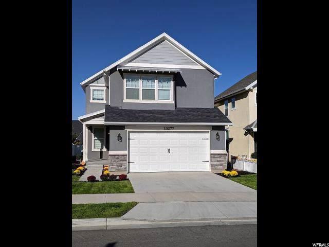 13277 S Herriman Rose Blvd W, Herriman, UT 84096 (#1641788) :: Big Key Real Estate