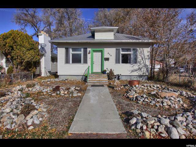 826 E 21ST St S, Ogden, UT 84401 (#1641789) :: Bustos Real Estate | Keller Williams Utah Realtors