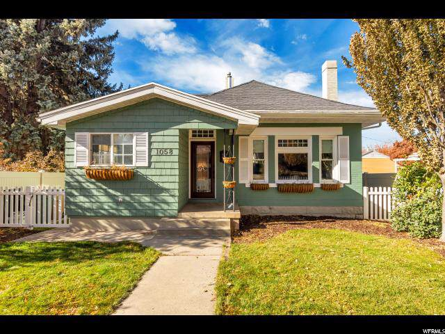 1058 S 1000 E, Salt Lake City, UT 84105 (#1641809) :: Keller Williams Legacy