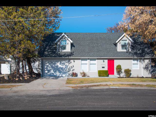 3372 W 3540 S, West Valley City, UT 84119 (#1641812) :: The Canovo Group